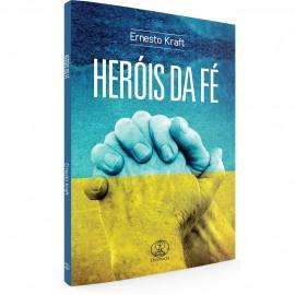 livro Heróis da Fé